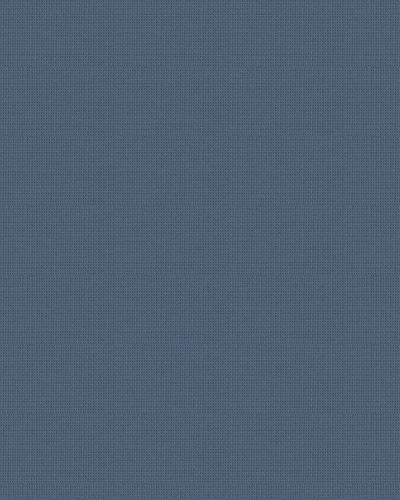 Tapete Vlies Textil-Optik dunkelblau Glanz 30834 online kaufen