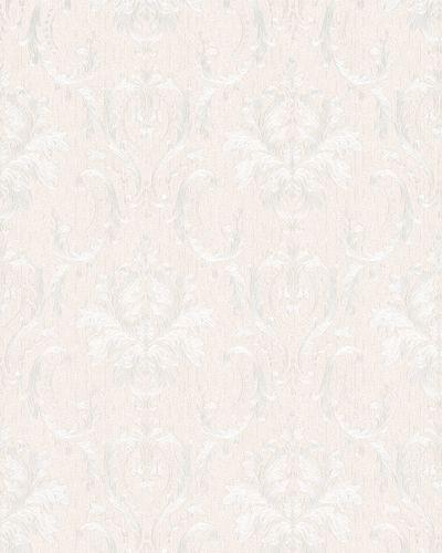 Tapete Vlies Barock Floral cremegrau silber Glanz 30623 online kaufen