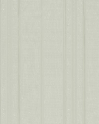 Non-Woven Wallpaper Striped Satin green Gloss 30634