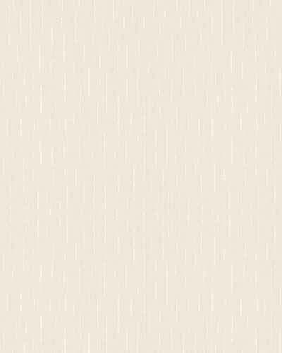 Non-Woven Wallpaper Satin Design cream Gloss 30657
