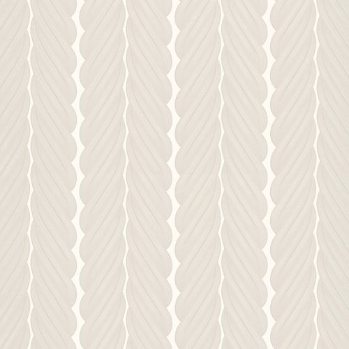 Colani Non-Woven Wallpaper Legend Rope silver grey 84062 online kaufen