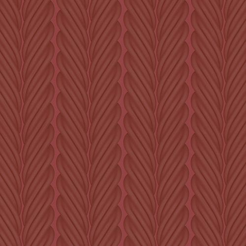 Colani Non-Woven Wallpaper Legend Rope red Gloss 84065 online kaufen
