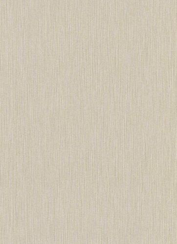 Vinyltapete Strukturiert Linien taupe beige Glanz 5424-02 online kaufen