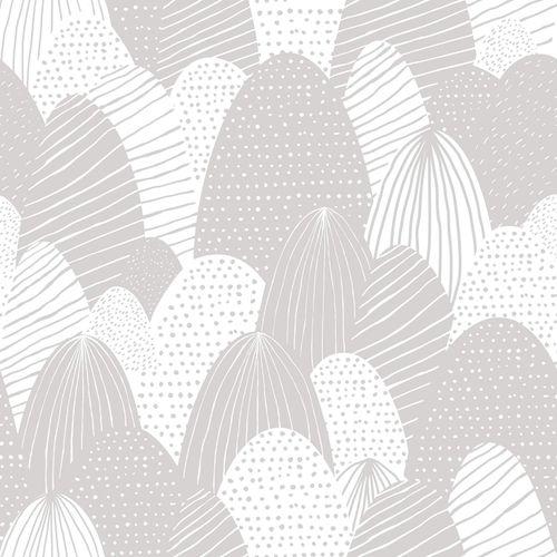 Kids Wallpaper eatser eggs light grey white 005425 online kaufen