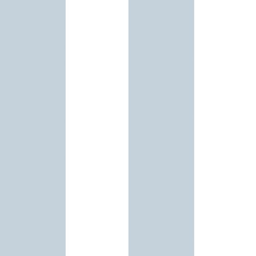 Tapete Kinder Blockstreifen hellblau weiß 005473 online kaufen