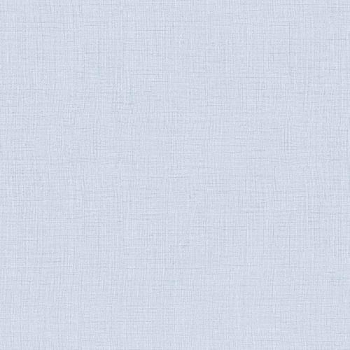 Tapete Kinder Uni Textil hellblau 005486