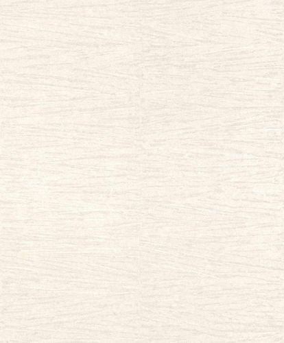 Non-Woven Wallpaper Lines cream silver Gloss 296227 online kaufen