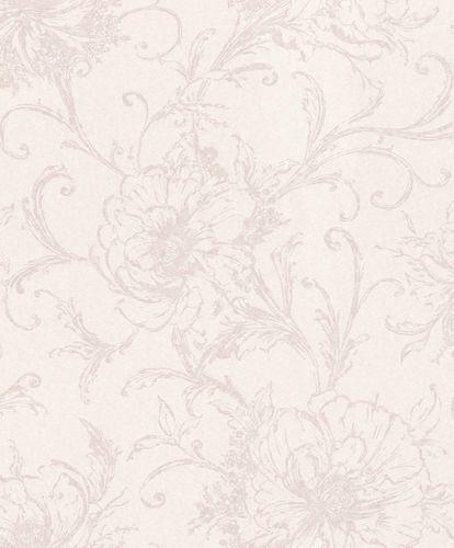 Image Non-Woven Wallpaper Floral Gloss Amiata 296302
