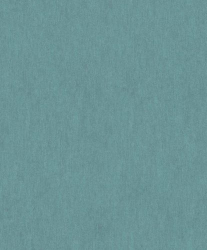 Non-Woven Wallpaper Plain Mottled turquoise Gloss 296319 online kaufen