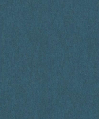 Vliestapete Meliert Uni blau Glanz Amiata 296326