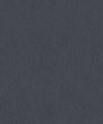Vliestapete Meliert Uni dunkelblau Glanz Amiata 296357