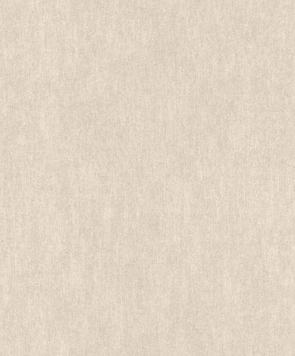 Non-Woven Wallpaper Plain Mottled beige Gloss 296432 online kaufen