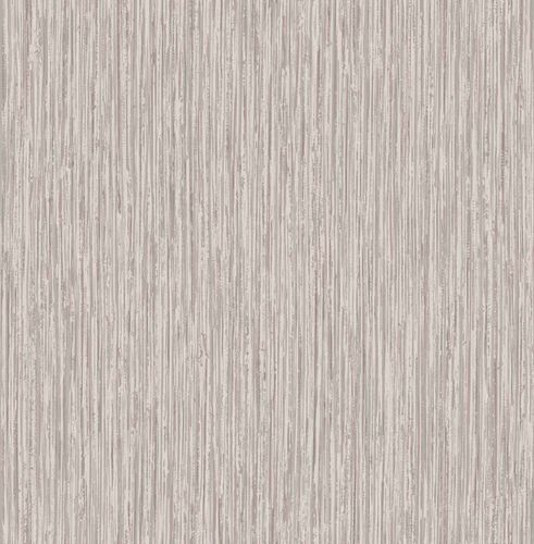 Non-woven Wallpaper Lines Wood pink silver Gloss 124914 online kaufen
