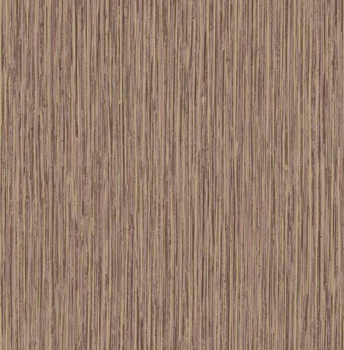 Non-woven Wallpaper Lines Wood red brown gold 124915 online kaufen