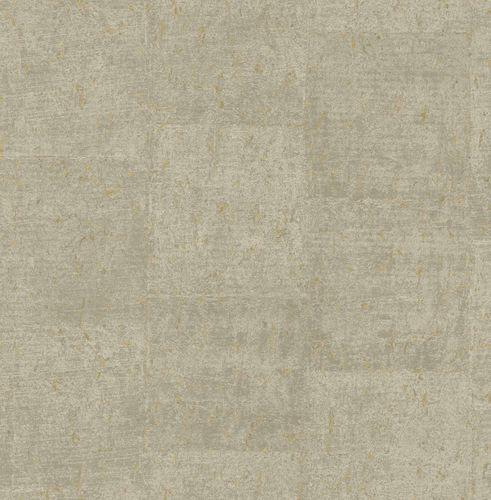 Non-woven Wallpaper Cork Mottled beige brown gold 124952 online kaufen