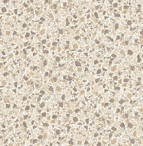 Non-woven Wallpaper Granite white beige Gloss 124953 buy online