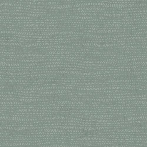 Tapete Vlies Linien Punkte türkis weiß Design 012005