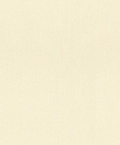 Textiltapete Uni Streifen cremeweiß Glanz 086118 online kaufen
