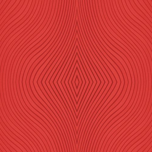 Non-Woven Wallpaper Waves red Gloss Marburg La Vida 52522 online kaufen
