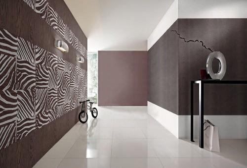 Wallpaper Rasch Out Of Africa 715477 crocodile brown online kaufen