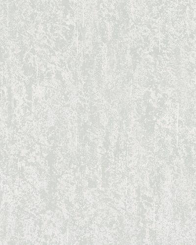 Tapete Vlies Putz-Optik Struktur weiß graugrün 6756-30
