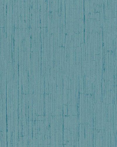 Tapete Vlies Holzstruktur blau Novamur Ella 6763-60