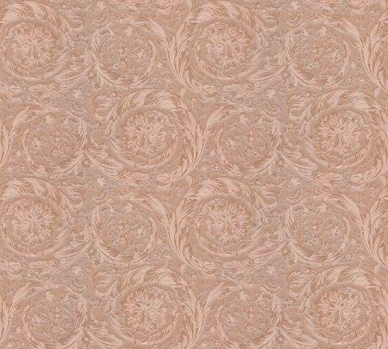 Versace Home Tapete Ornament rosegold Metallic 366922