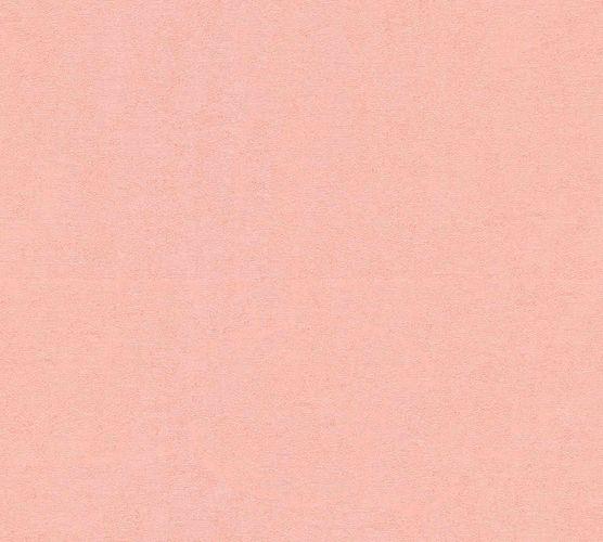 Versace Home Tapete Strukturiert Uni rosa Metallic 370502