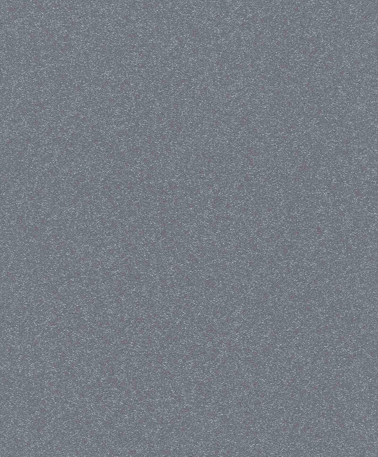 Wand Graublau: Tapete Vlies Einfarbig Struktur Graublau Glanz Rasch 533217