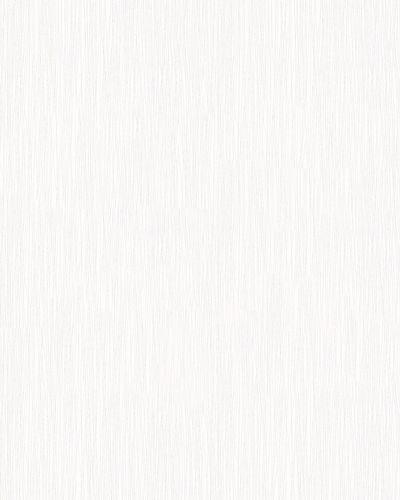 Non-Woven Wallpaper Plain Lines white Gloss 6733-10 online kaufen