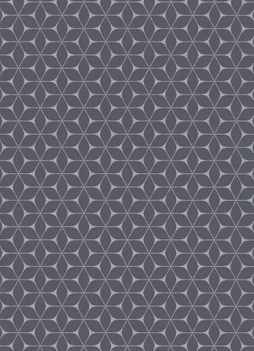 Non-Woven Wallpaper Graphic black Metallic 10025-15 online kaufen