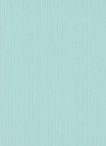 Tapete Vlies Linien mintblau türkis Erismann 10026-18
