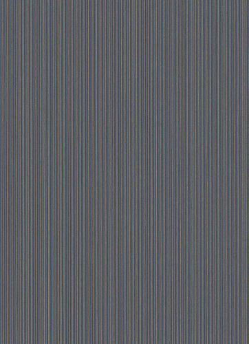 Tapete Vlies Linien schwarz blau Metallic Bali 10026-47 online kaufen