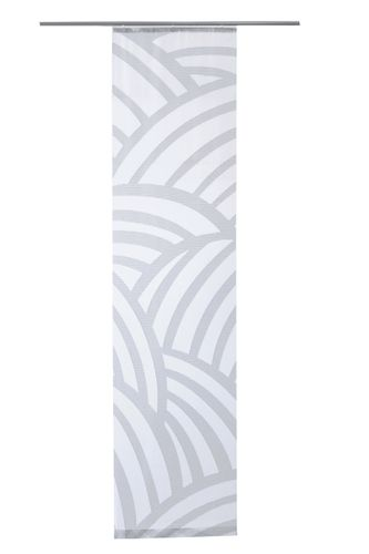 Panel Curtain Lukas transparent woven grey 5406-24 online kaufen