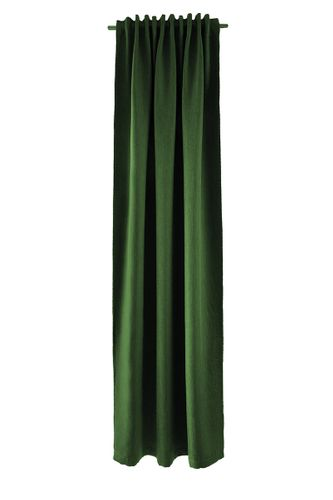 Loop Curtain Galdin dimming plain green 5954-19 online kaufen