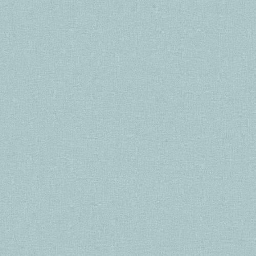Vinyl Wallpaper Plain Textile light blue GranDeco PP1106 online kaufen