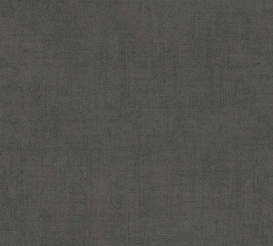 Vinyl Wallpaper Plain Stucture black 37175-2 online kaufen