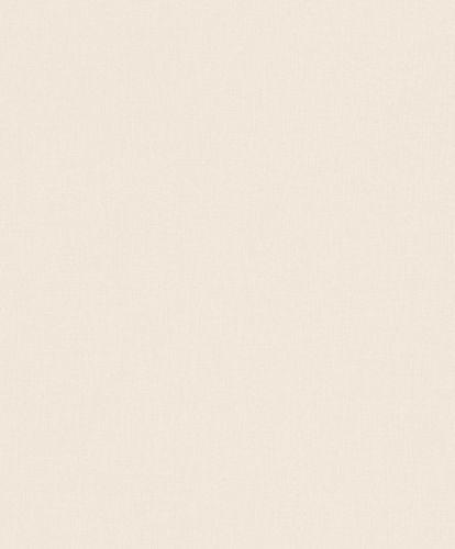 Tapete Vinyl Einfarbig Leinen beige Grandeco MY1101