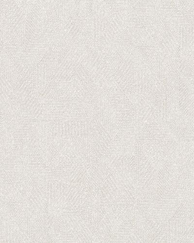 Tapete Vlies Textil cremegrau silber Glanz 31620