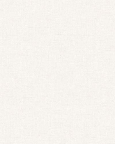 Tapete Vlies Einfarbig Textil weiß metallic 31629