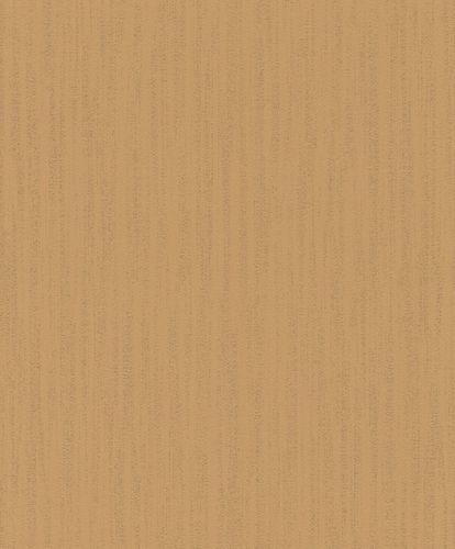 Tapete Vlies Gestreift braun gold metallic Rasch 535358 online kaufen