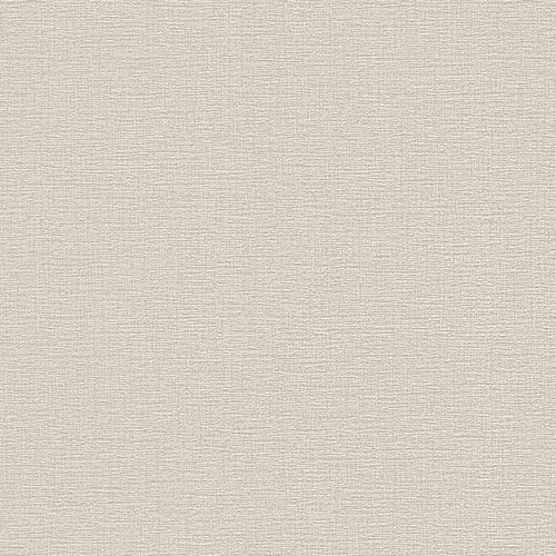Tapete Vlies Einfarbig Struktur beige 36713-4