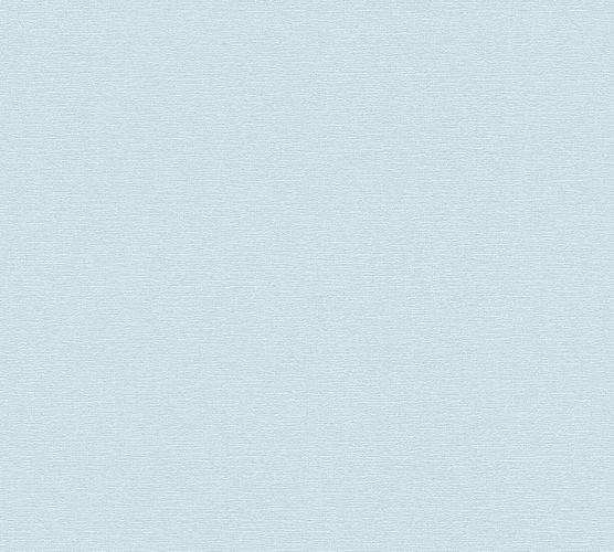 Tapete Vlies Einfarbig Struktur hellblau 36713-5 online kaufen