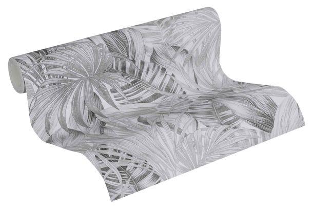 Wallpaper Non-Woven Botanical Jungle white 36820-3 online kaufen