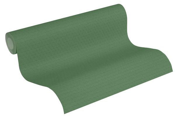 Tapete Vlies Würfel Struktur grün 37211-1 online kaufen