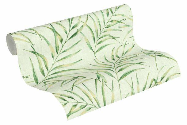 Tapete Vlies Farn Blätter grün 37335-3 online kaufen