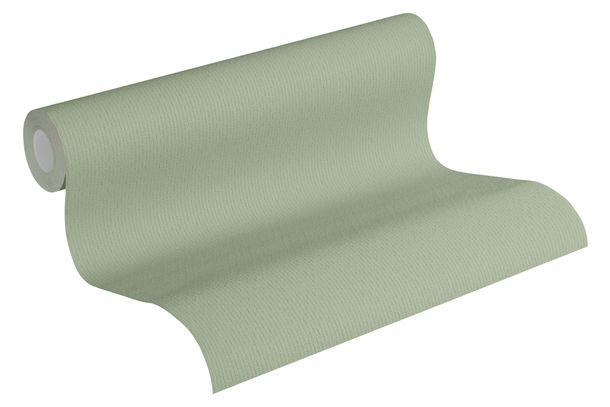 Non-Woven Wallpaper Plain Structured green Jette 37365-5 online kaufen