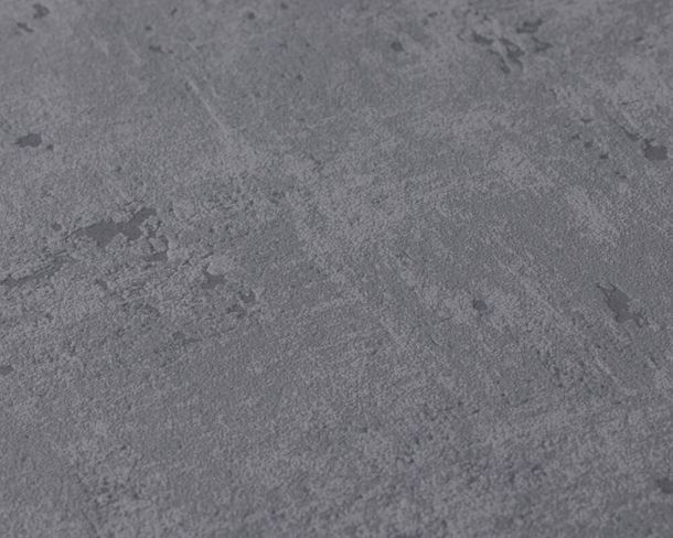 Tapete Vlies Beton-Optik Used dunkelgrau Glanz 2307-20