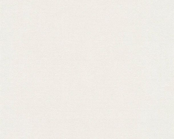 Non-Woven Wallpaper Plain Structure cream white 37262-4