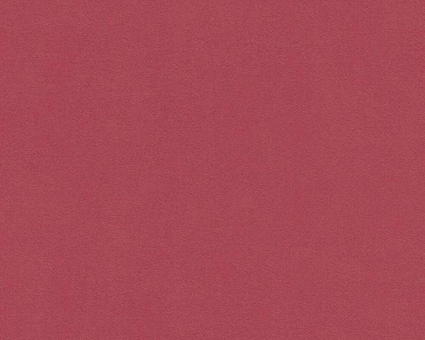 Non-Woven Wallpaper Plain Structure red 37262-9 online kaufen